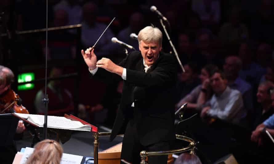 Infinite gentleness ... Thomas Dausgaard and the BBC Scottish Symphony Orchestra.
