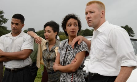 'It is an important subject and a valuable movie ' ... the romantic drama Loving with Ruth Negga and Joel Edgerton.