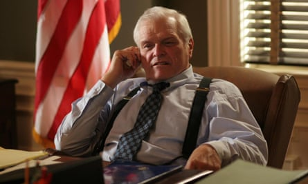 Brian Dennehy in The West Wing