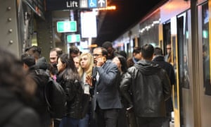 Sydney train delays trigger chaos across the city and