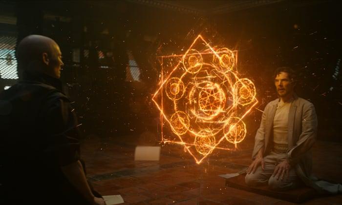 Benedict Cumberbatch on Doctor Strange: 'It's mind-blowing