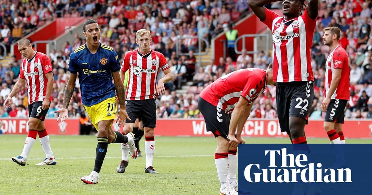 Mason Greenwood earns Manchester United draw at Southampton