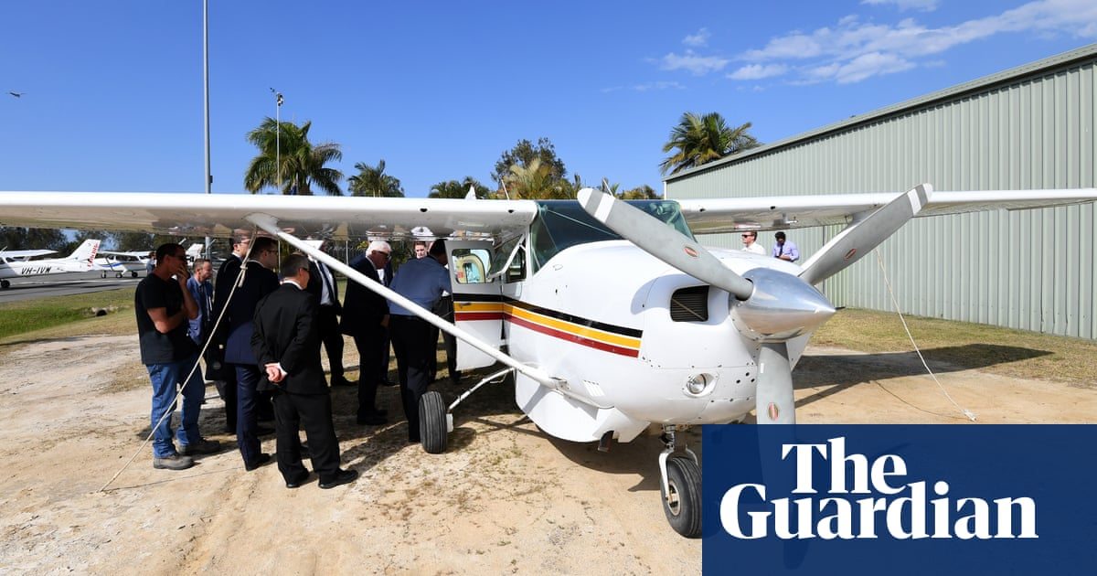 Fatal plane crash: Queensland pilot may have lost control due to faulty seat | Australia news | The Guardian