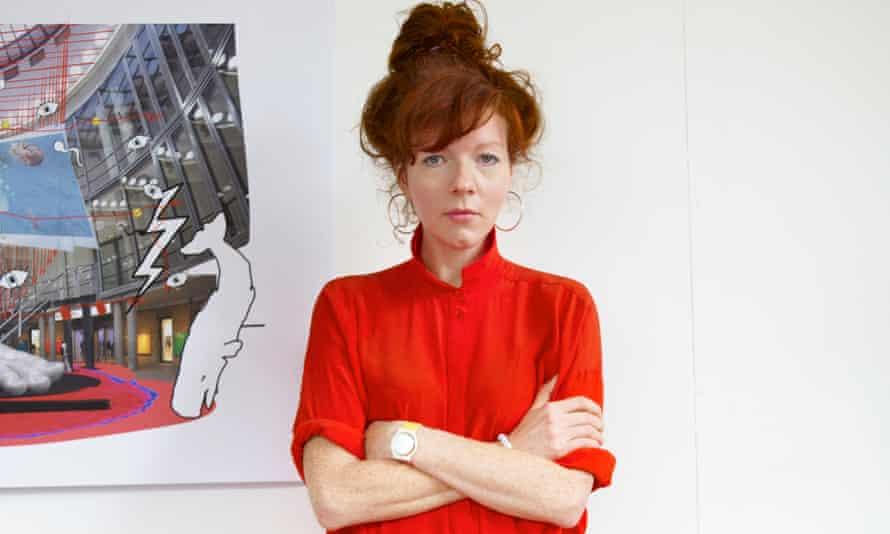 Heather Phillipson.