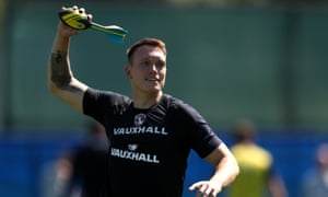 Phil Jones says England have some talented players so he's not worried about players from other teams.