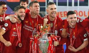 Adam Lallana leaves Liverpool as a Premier League winner.