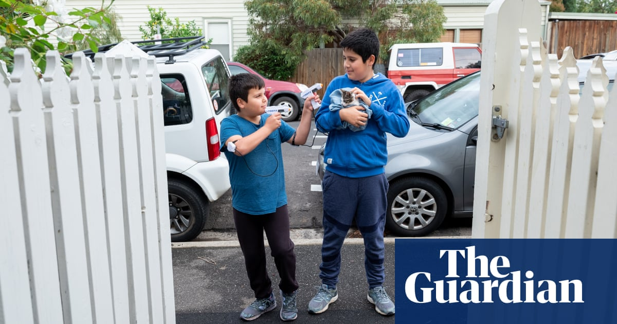 Porch Diaries: portraits from Melbourne's coronavirus lockdowns – photo essay