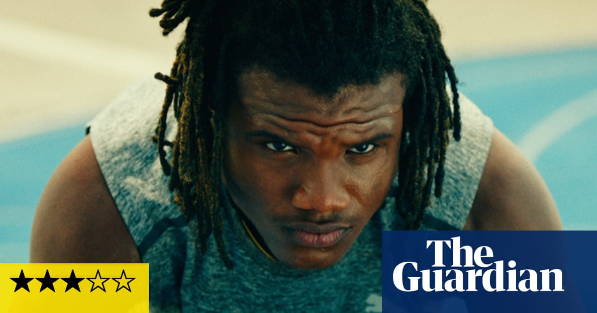 Sprinter review – speedy sporting drama runs out of puff