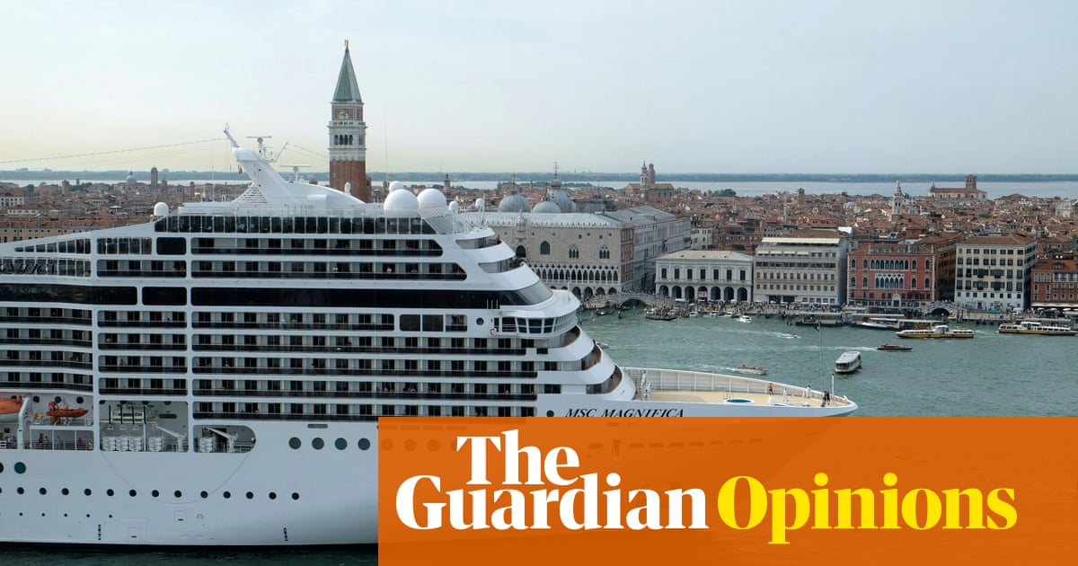 Venice's ban on cruise ships is a vital step towards saving the city from disaster