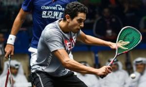 Egypt's Tarek Momen