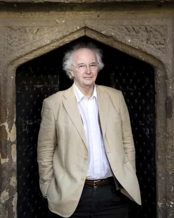 More materials … Philip Pullman, whose new novel is expected to lift sales.