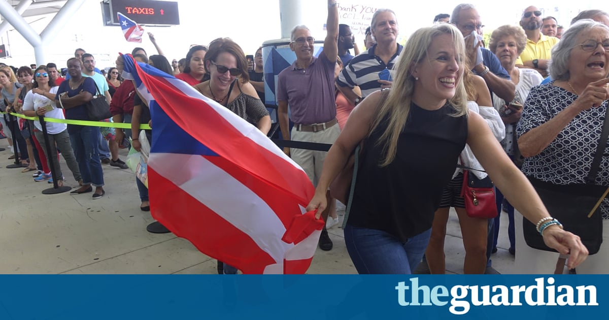 Arrival of Puerto Ricans post-Hurricane Maria could have big impact on Florida