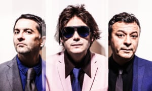 'No parades for the likes of us' … Manic Street Preachers.