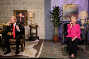 Jimmy Fallon, Hillary Clinton, Donald Trump