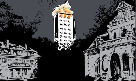 Blind spots: a story about displacement in Berlin – a cartoon
