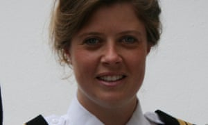 Louise Iveson, first officer, Jet2