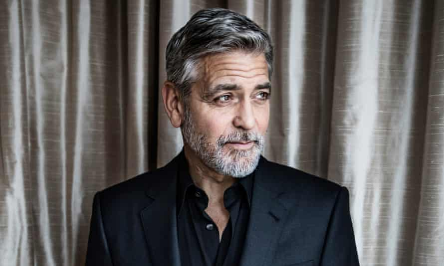 Interview George Clooney: 'It's been a crappy year, but we will come out of it better' 4480