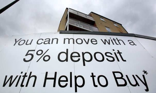 Help to buy has mostly helped housebuilders boost profits | Money