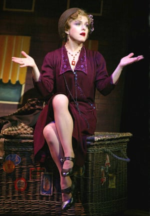 Peters in a 2003 Broadway production of Gypsy.
