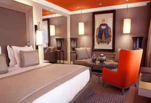 great art deco master bedroom %E2%80%93 by ace   Alchimy: a boutique hotel in Albi with the right chemistry ...