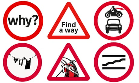 Way To Go The Woman Who Invented Britains Road Signs Art And