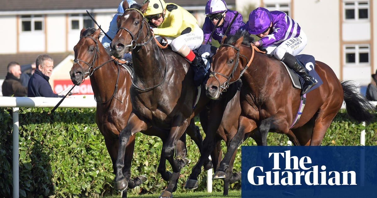 Talking Horses: Luxembourg looks to stake Derby claim at Doncaster