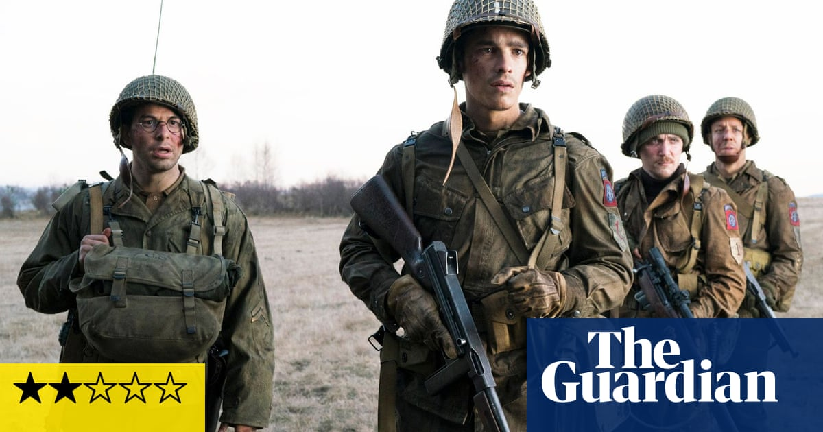 Ghosts of War review – uneven second world war horror story