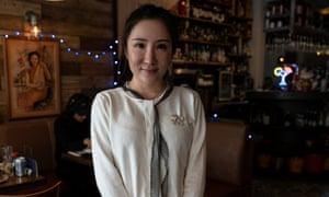 Restaurant owner and Lulu Jessica Shen.