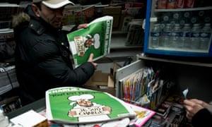 Edition of Charlie Hebdo