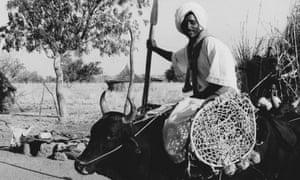 Muhammad, teacher and Baggara tribesman, in 1982.