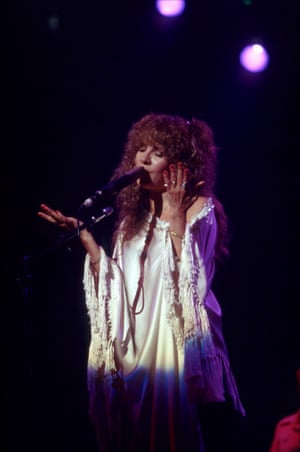"""""""Fashion people have always talked about me like 'that's a very Stevie Nicks maxi-coat' or 'that's a very Stevie Nicks chiffon skirt,' but nobody really came to me,' she told the LA Times."""