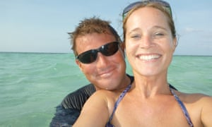 Rachael Wilson and her husband, Cliff.