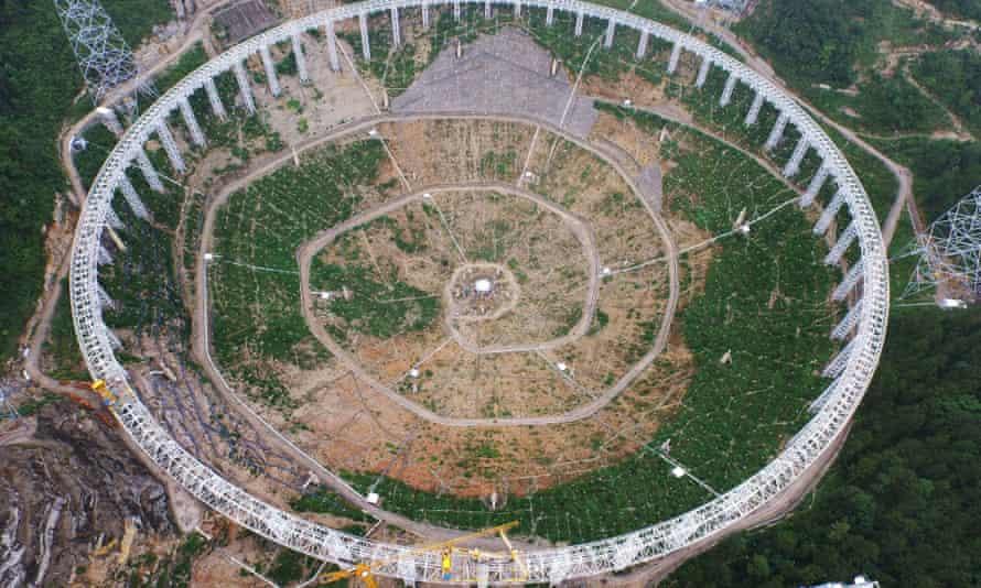 500-metre Aperture Spherical Radio Telescope