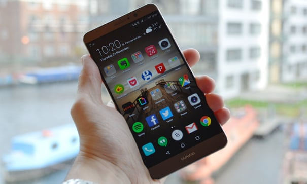 Huawei Mate 9 review: big screen, long battery life and dual cameras