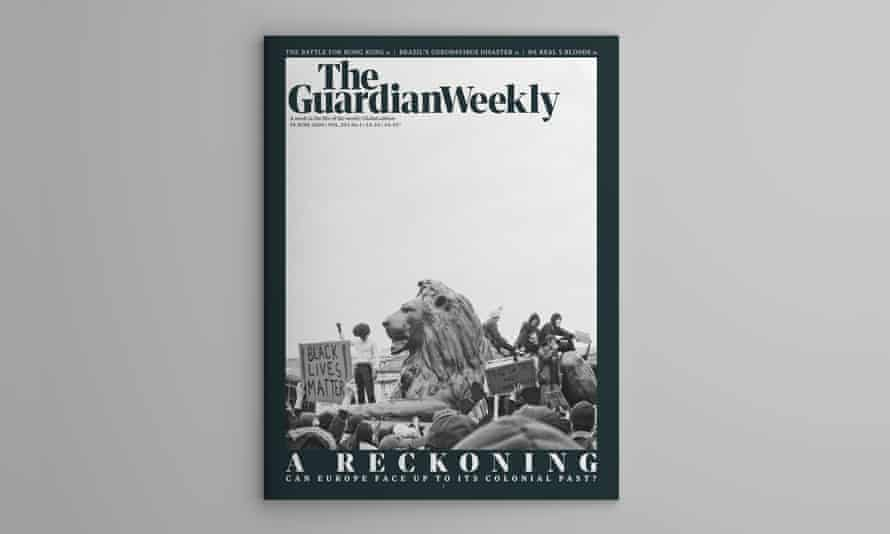 Guardian Weekly front cover 19 June