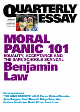 QE67 Moral Panic 101 cover