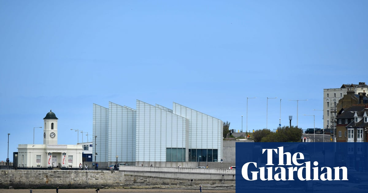 Turner Contemporary can't turn the tide in Margate