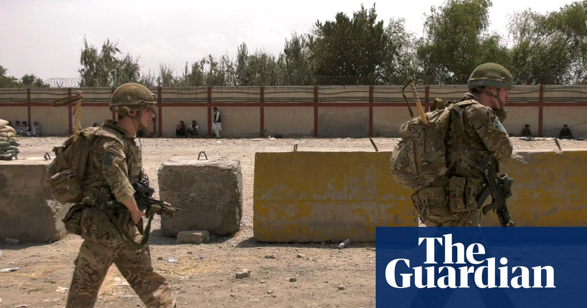 Britain's military must learn from its mistakes