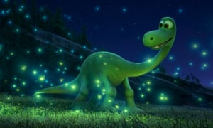 Pixar's new film The Good Dinosaur is storytelling, but are virtual-reality films?