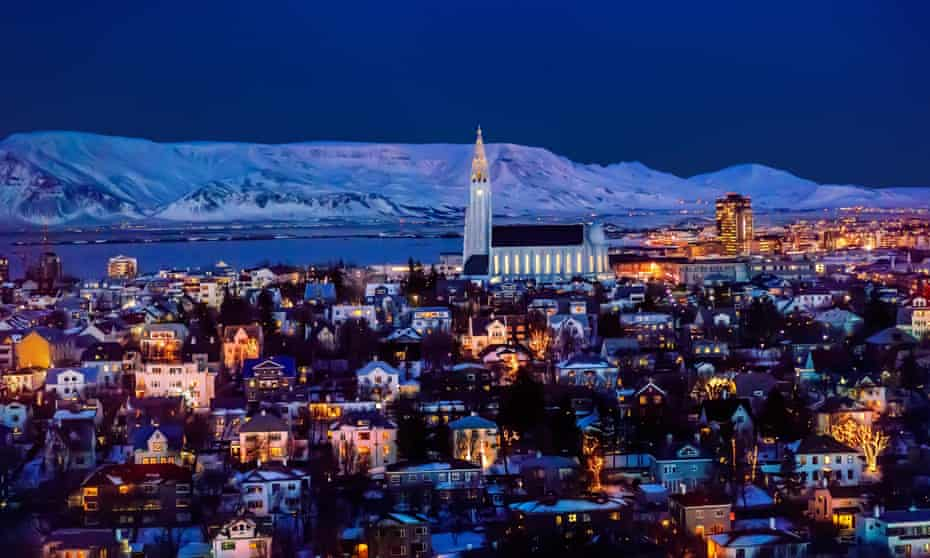 Reykjavik has become home to an incubator for the country's emerging technology industry.