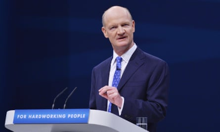 David Willetts, former universities minister, says the Tories are favouring pensioners over the young.