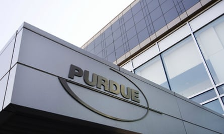 Connecticut-based Purdue Pharma is facing a wave of civil lawsuits as New York, Texas and five other states have joined a growing number actions against the company.