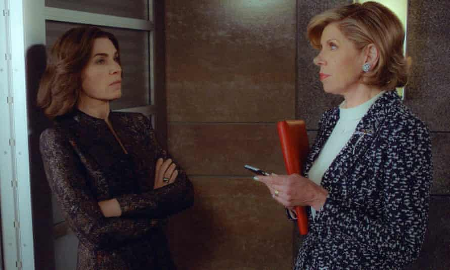 The Good Wife: largely shut out of the running.