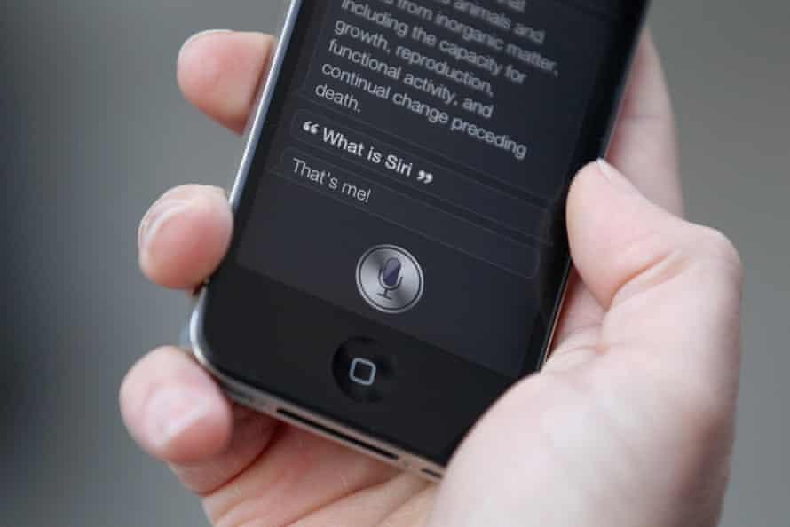 Apple's Siri, the original personal assistant.