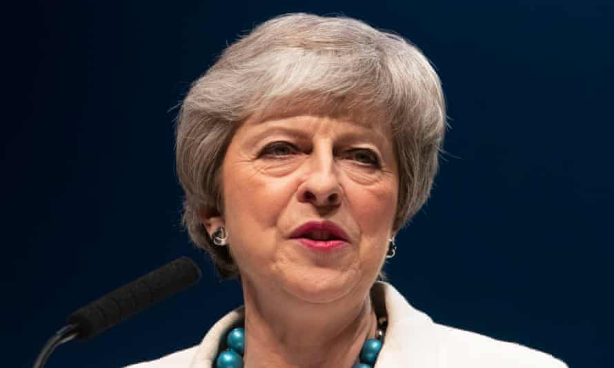 Theresa May has refused to step down until Brexit is achieved.