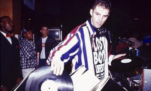 'Ripping it down in the club' ... Westwood at work, c2000.