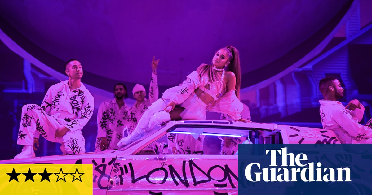 Ariana Grande review – crowd-pleasing anthems of female resilience