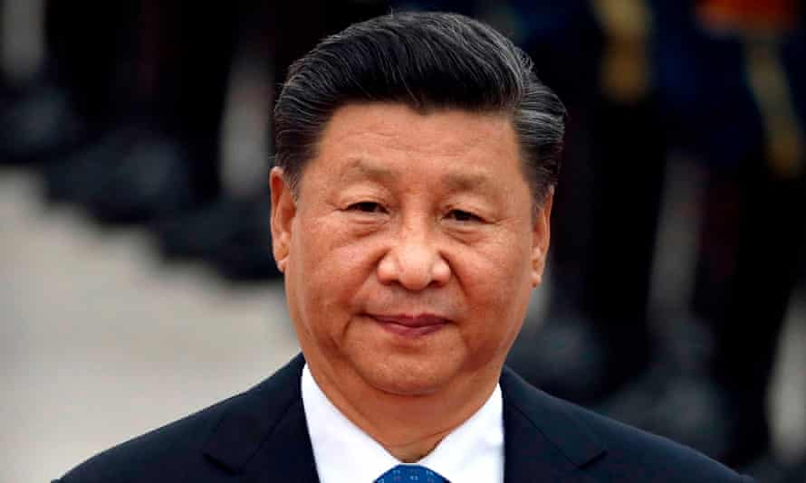 """China's president Xi Jinping in 2016 told journalists they were """"the propaganda fronts and must have the party as their family name""""."""