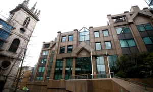 Old Mutual's main UK offices in London
