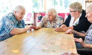 """Tovertafel got its name from someone with dementia who announced that """"this is a magic table""""."""